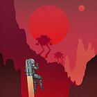 Blood Red Mars by Jon Hodgson