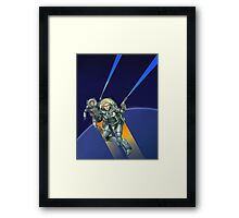 Rocket Age Framed Print