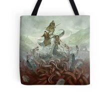 Dragon Warriors Players Book Tote Bag