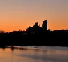 Cathedral Sunset by Rachel Slater