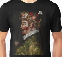 Guiseppe Arcimboldo - La Primavera - Spring Unisex T-Shirt