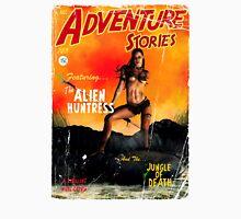 Adventure Stories the Alien Huntress Unisex T-Shirt