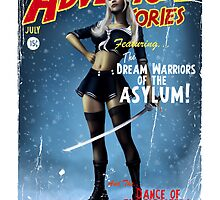 Adventure Stories The Dream Warriors of the Asylum by simonbreeze