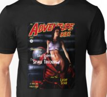 Adventure Stories the Sole Survivor of the Space Truckers Unisex T-Shirt