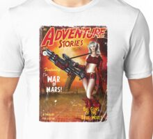 Adventure Stories The War of Mars Unisex T-Shirt