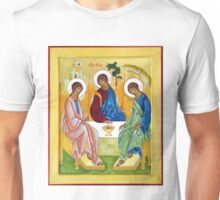 Icon - Peter, James and John Trinity  Unisex T-Shirt