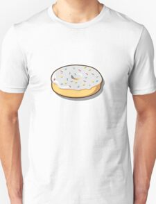 White donut with sprinkles T-Shirt