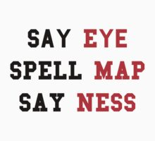 Eye Map Ness by Bethany-Bailey