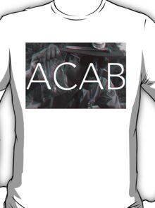 ACAB - Don't touch my weed ! T-Shirt