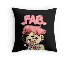 Fab: Wilfred Warfstache Throw Pillow