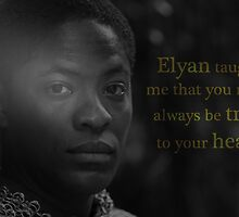 Elyan taught me... by UtherPendragon