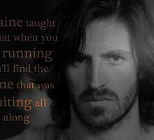 Gwaine taught me... by UtherPendragon