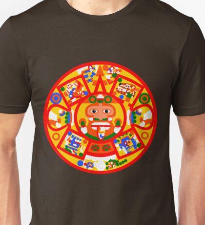 Tonatiuh 1 Unisex T-Shirt