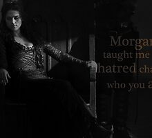 Morgana taught me... by UtherPendragon