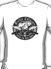 Skull Chef: Killer Cuisine T-Shirt