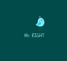 Mr. RIGHT by Orel