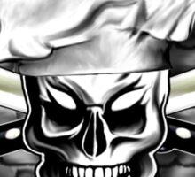 Skull Chef 4: Killer Cuisine Sticker