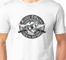 Skull Chef 6:Killer Cuisine Unisex T-Shirt