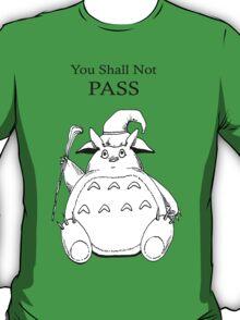 Totoro Gandalf T-Shirt