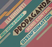 Elite Agenda Typography by AgendaNWO