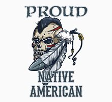 Proud Native American Unisex T-Shirt