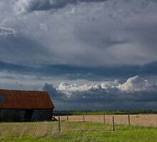 The smoking barn by fromoven