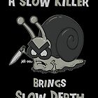A slow Killer by pijaczaj