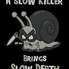 A slow Killer by pijaczaj