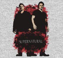 Explosive Dean & Sam by cirdec