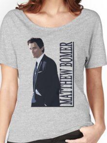 Matt Bomer Women's Relaxed Fit T-Shirt