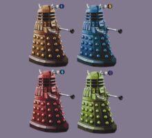 Daleks Kids Clothes