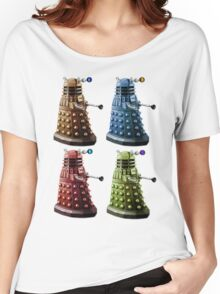Daleks Women's Relaxed Fit T-Shirt