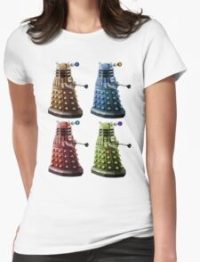 Daleks Womens T-Shirt