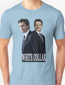 White Collar 2 Unisex T-Shirt