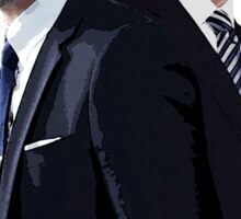 White Collar 2 Sticker