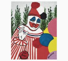 John Wayne Gacy- The blurred lines of reality by Spider13