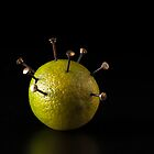 I Hate Fruit - Lime by Alan Organ