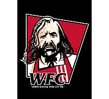 Westeros Fried Chicken Photographic Print