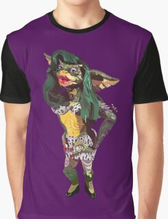 Gremlin Babe Graphic T-Shirt