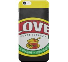 Marmite Love iPhone Case/Skin