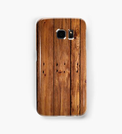 Wood Grain Phone case Samsung Galaxy Case/Skin