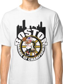 Boston Made OF Champions Classic T-Shirt