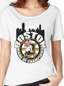 Boston Made OF Champions Women's Relaxed Fit T-Shirt