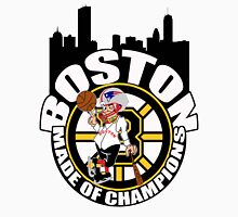 Boston Made OF Champions Unisex T-Shirt