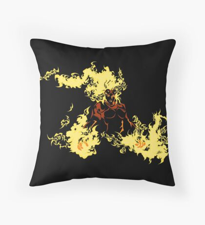 Chandra Magic Throw Pillow