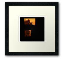 ©HS Angel IAT Framed Print