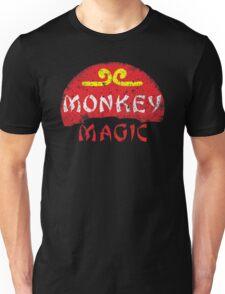 MONKEY MAGIC (distressed) Unisex T-Shirt