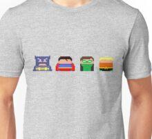 PopCubes: Detective Comics Unisex T-Shirt
