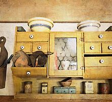 Antiques in the kitchen by vigor