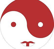 Star Wars Yin Yang Scar of Rememberance by mlswig